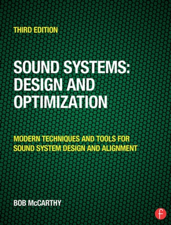 Sound systems design and optimization ebook by bob mccarthy sound systems design and optimization modern techniques and tools for sound system design and fandeluxe Gallery