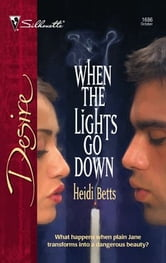 When the Lights Go Down ebook by Heidi Betts