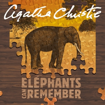 Elephants Can Remember audiobook by Agatha Christie