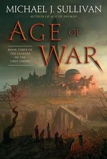 Age of War ebook by Michael J. Sullivan