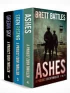 The Project Eden Thrillers Box Set 2: Books 4 - 6 ebook by Brett Battles
