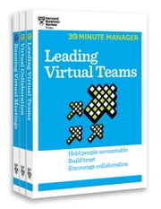 The Virtual Manager Collection (3 Books) (HBR 20-Minute Manager Series) ebook by Harvard Business Review