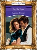 Devil's Dare (Mills & Boon Vintage 90s Modern) ebook by Laurie Grant