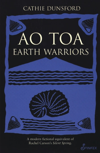 Ao Toa - Earth Warriors ebook by Cathie Dunsford