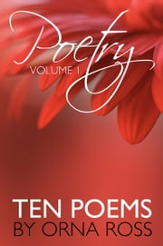 Ten Thoughts About Love (Poetry Pamphlet Series No. I) ebook by Orna Ross