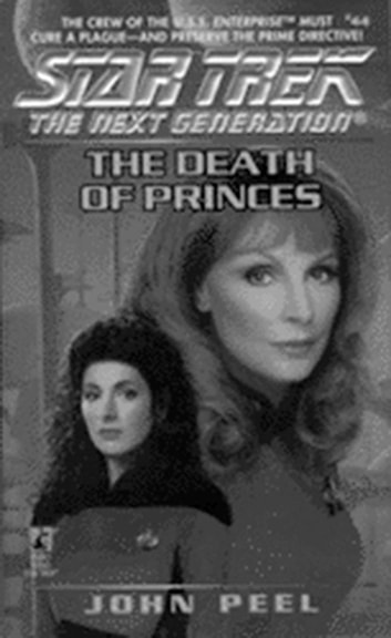 S/trek Ng 44 Death Of A Prince ebook by John Peel