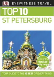 Top 10 St Petersburg ebook by DK Travel