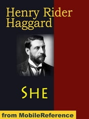 She (Mobi Classics) ebook by Henry Rider Haggard