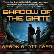 Shadow of the Giant audiobook by Orson Scott Card