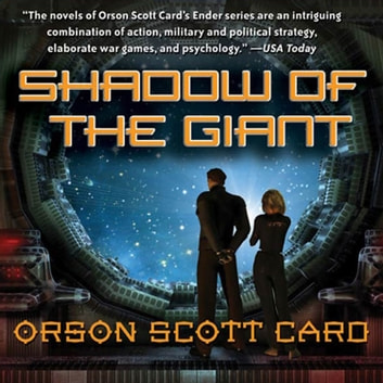 Shadow Of The Giant Audiobook By Orson Scott Card 9781593976613