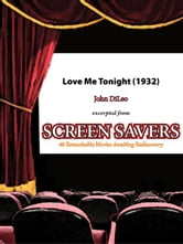 Love Me Tonight (1932) ebook by John DiLeo