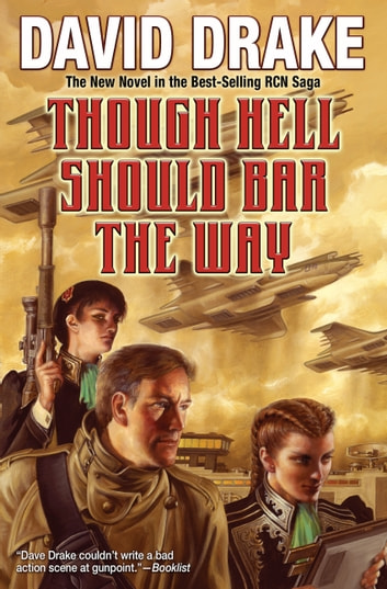 Though Hell Should Bar the Way ebook by David Drake