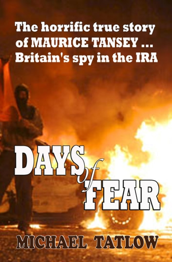 Days of Fear ebook by Michael Tatlow