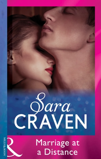 Marriage At A Distance (Mills & Boon Modern) ekitaplar by Sara Craven