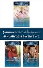 Harlequin Medical Romance January 2019 - Box Set 2 of 2 - An Anthology ebook by Alison Roberts, Louisa Heaton, Ann McIntosh