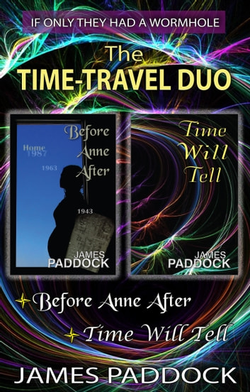 Time-Travel Duo ebook by James Paddock