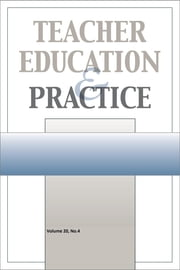 Tep Vol 20-N4 ebook by Teacher Education and Practice