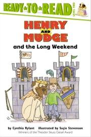 Henry and Mudge and the Long Weekend - with audio recording ebook by Cynthia Rylant,Suçie Stevenson