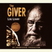 The Giver audiobook by Lois Lowry