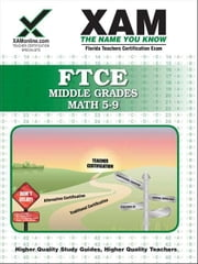 Ftce Middle Grades Math 5-9 ebook by Wynne, Sharon