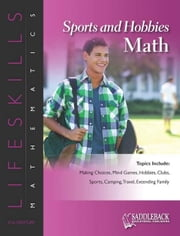 Sports and Hobbies Math: Mind Games-Puzzle It ebook by Saddleback Educational Publishing