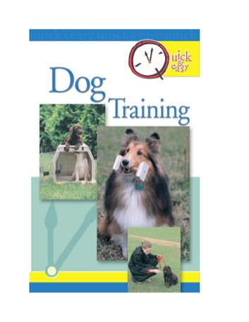 Quick & Easy Dog Training ebook by Pet Experts at TFH