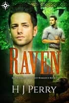Raven - Elsewhere Gay Fantasy Romance, #2 ebook by H J Perry