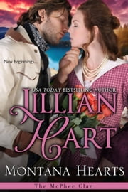 Montana Hearts - Book 1 ebook by Jillian Hart