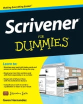 Scrivener For Dummies ebook by Gwen Hernandez