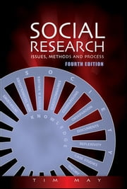 Social Research ebook by Tim May