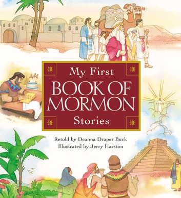 My First Book of Mormon Stories Book ebook by 0,Deanna Draper Buck