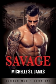 Savage ebook by Michelle St. James