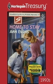 Home to Stay ebook by Ann Evans