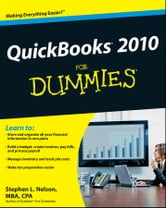 QuickBooks 2010 For Dummies ebook by Stephen L. Nelson