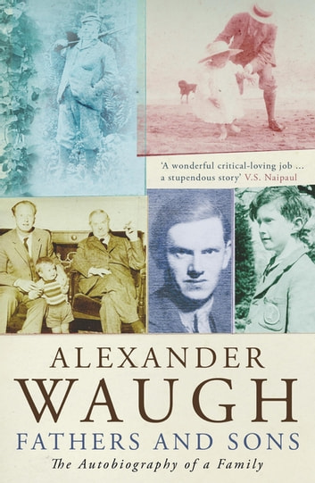 Fathers and Sons ebook by Alexander Waugh