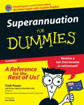 Superannuation For Dummies ebook by Trish  Power
