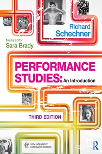 Performance Studies - An Introduction ebook by Richard Schechner,Richard Schechner