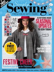 Simply Sewing - Issue# 10 - Frontline magazine