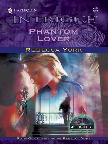 Phantom Lover ebook by Rebecca York
