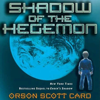 Shadow Of The Hegemon Audiobook By Orson Scott Card 9781593974817