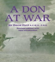 A Don at War ebook by Sir David, KCMG OBE Hunt