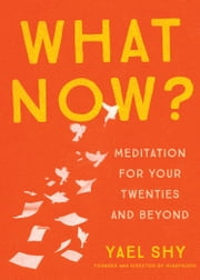 What Now? - Meditation for Your Twenties and Beyond ebook by Yael Shy