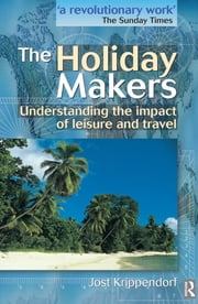 Holiday Makers ebook by Jost Krippendorf