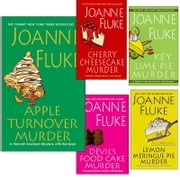 Apple Turnover Murder Bundle with Key Lime Pie Murder, Cherry Cheesecake Murder, Lemon Meringue Pie Murder, and an EXTENDED excerpt of Devil's Food Cake Murder ebook by Joanne Fluke