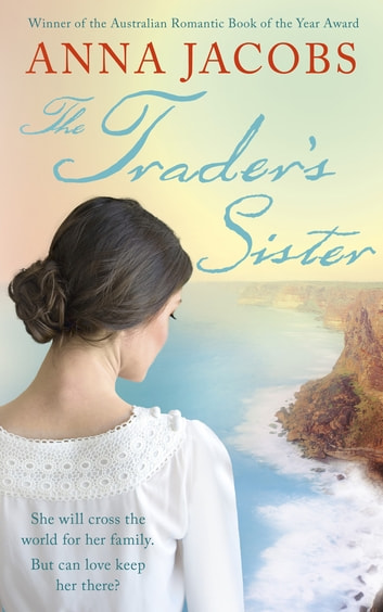 The Trader's Sister ebook by Anna Jacobs
