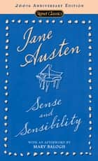 Sense and Sensibility ebook by Jane Austen, Mary Balogh, Margaret Drabble