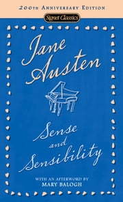 Sense and Sensibility ebook by Jane Austen,Mary Balogh,Margaret Drabble