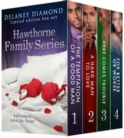 Hawthorne Family Series (limited edition box set) ebook by Delaney Diamond