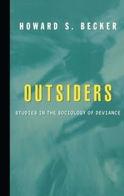 Outsiders ebook by Howard S. Becker
