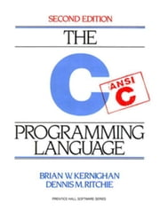 C Programming Language ebook by Kernighan, Brian W.